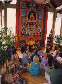 Situ Rinpoche teaching